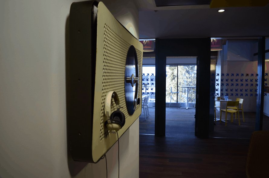 Reproductor Radio
