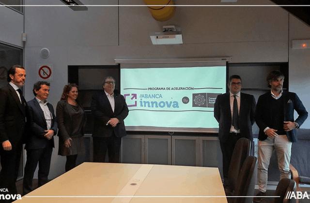 ABANCA Innova lanza un programa de aceleración de la mano de Conector Startup Accelerator