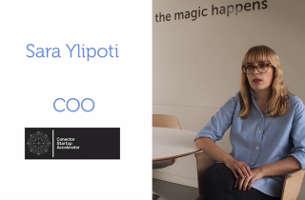 Entrevista con Sara Ylipoti, COO de Conector