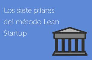 Los 7 pilares del método Lean Startup