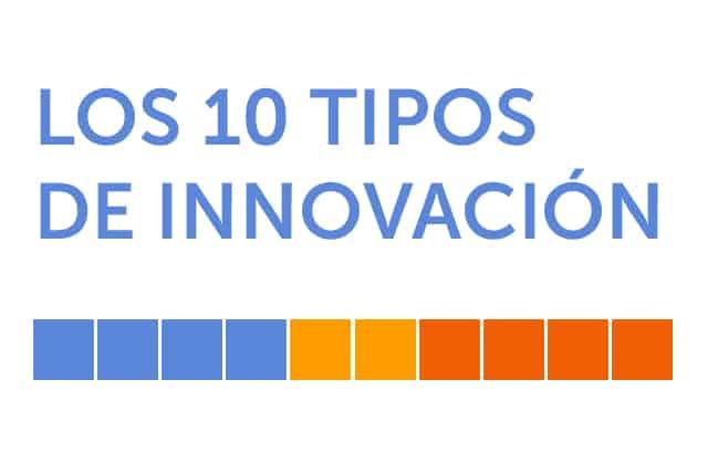 17-10-17 Los 10 tipos de innovación v2