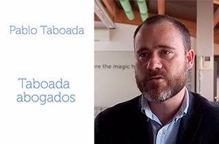 Pablo Taboada, de Taboada abogados pequeña