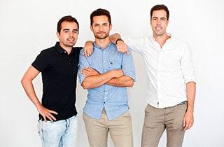 Siguetuliga.com, empresa de nuestro vivero, capta financiación de destacados emprendedores gallegos