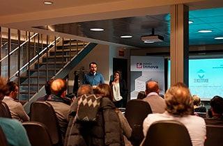 Demo Day Externo programa de aceleración ABANCA innova by Conector