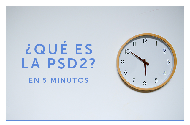 Que es la PSD2