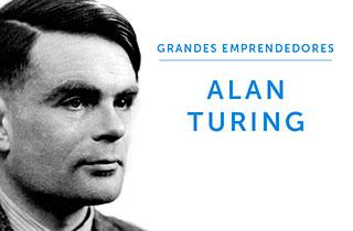 Grandes emprendedores: Alan Turing