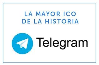 La mayor ICO (Hasta el momento) de la historia: Telegram TON