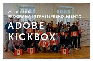 Resumen del taller de ideación de Adobe Kickbox