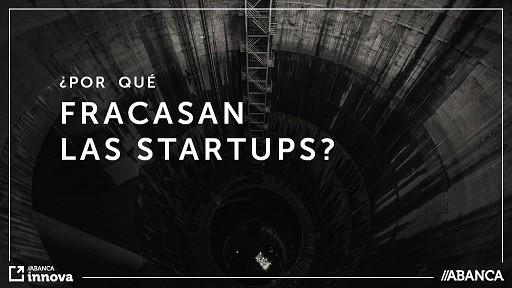 Por qué fracasan las startups