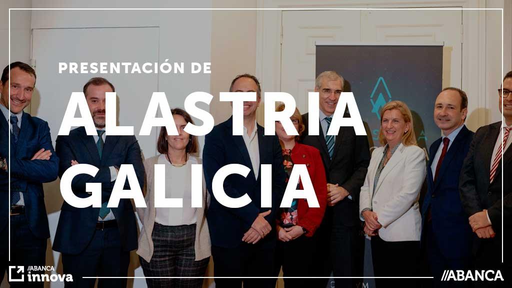 Presentación de Alastria en Galicia.
