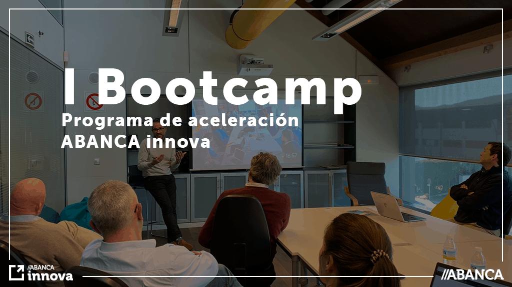 26-2-19 Bootcam programa de aceleracion ABANCA innova