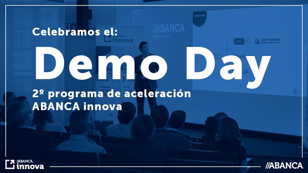 Celebramos el Demo Day del 2º programa de aceleración ABANCA innova