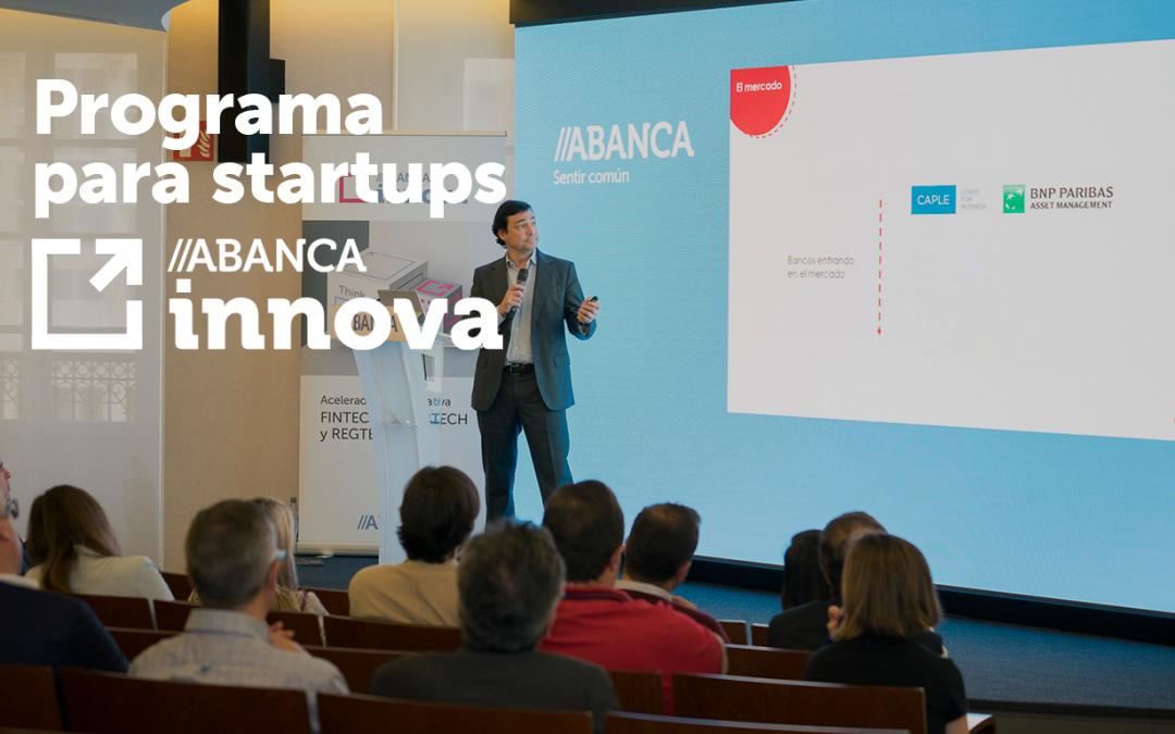 Programa para startups ABANCA innova