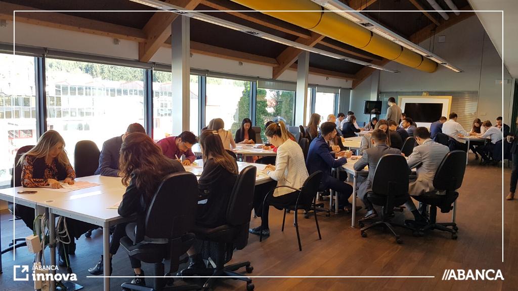 Jornadas de ideación con los alumnos del MBA de IESIDE de la mano de Talents.