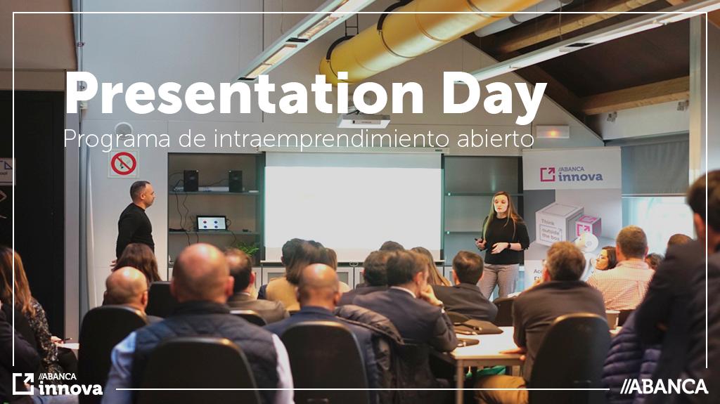 ABIERTO Presentation Day. El final de la primera fase del intraemprendimiento