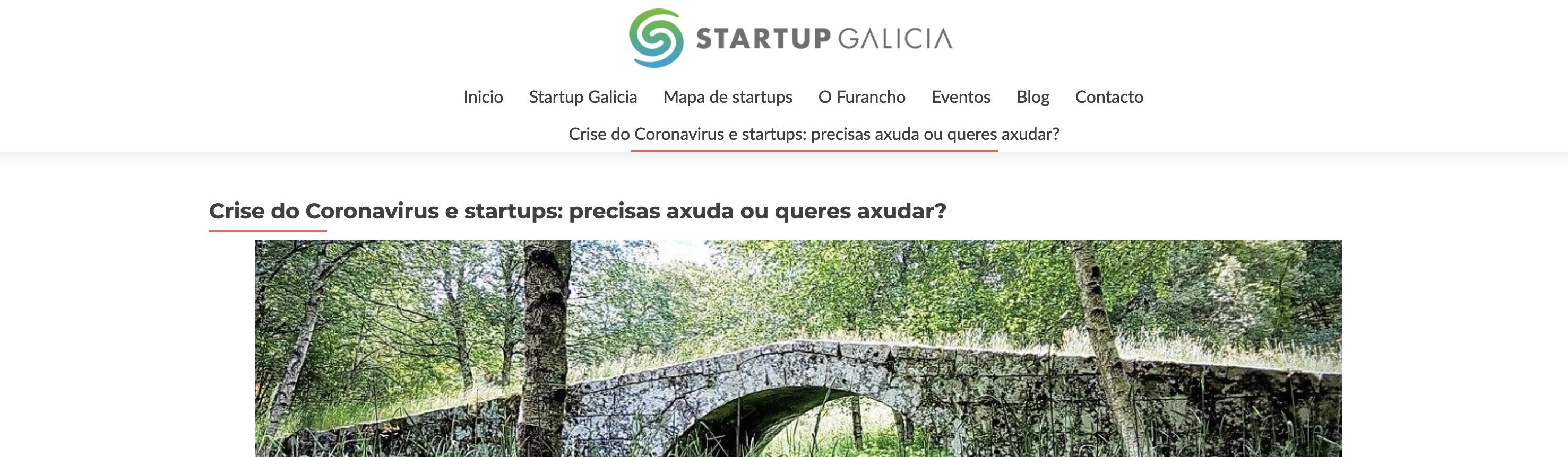 StartupGalicia